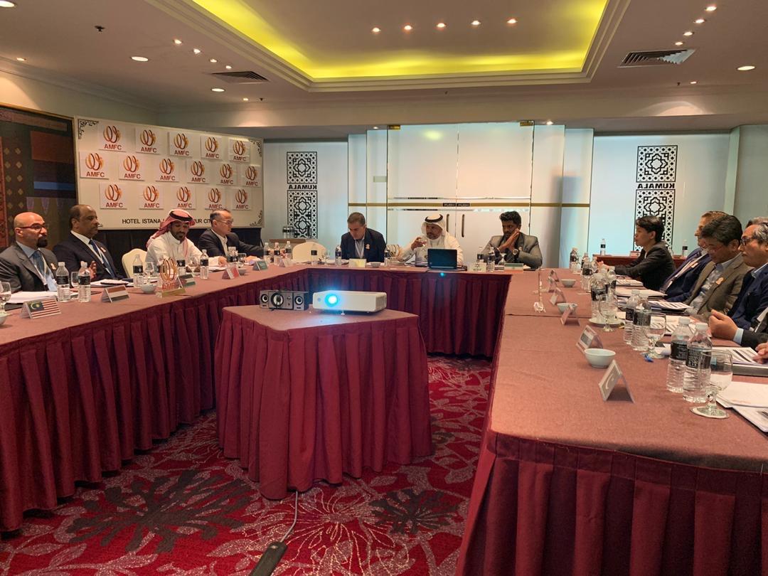 انتخابات الاتحاد الآسيوي للميني فوتبول وانتخاب رئيس الاتحاد اللبناني أحمد دنش نائباً للرئيس
