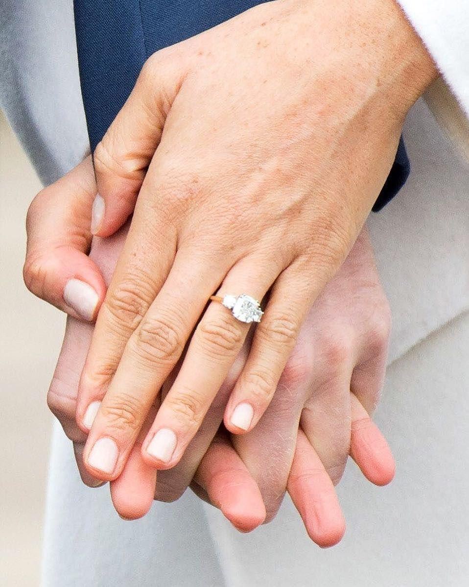 خاتم زواج ميغان ماركل