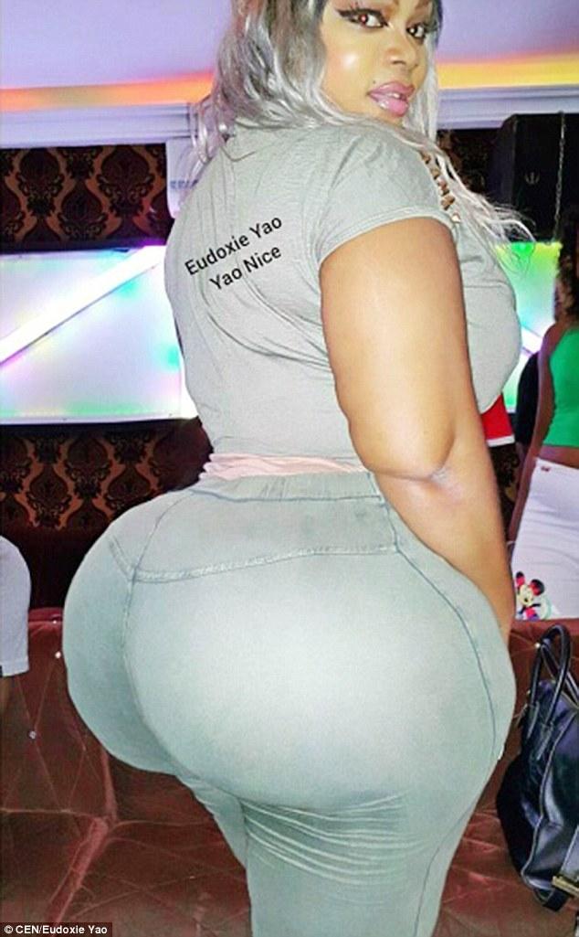 Lady mai breaking asses oriental anal