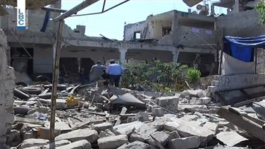 REPORT: Gaza residents return home only to find rubble