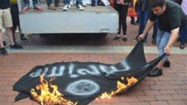 REPORT: Rifi calls for prosecution of individuals who burned Islamic State flag