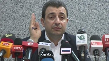 REPORT: Health Minister Abou Faour says Lebanon exposed to threat of Ebola