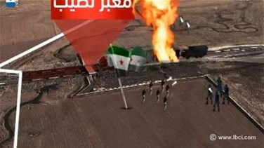 REPORT: Trucks transporting goods from Bekaa caught up in a battle at Syria-Jordan border