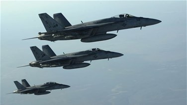 US-led air strikes killed...