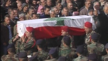 REPORT: Lebanon bids farewell to LAF martyrs