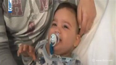 REPORT: Money collected for Diamand Fares gives hope to another sick child