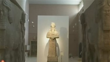 REPORT: Iraq reopens national museum in response to heritage destruction by IS