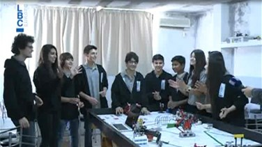REPORT: Lebanese students follow their dream, head to US for Robotics World Championship
