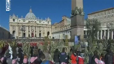 REPORT: Waving fronds around the world, Christians mark Palm Sunday