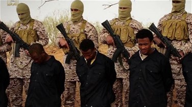 REPORT: Islamic State shoots and beheads 30 Ethiopian Christians in Libya - video