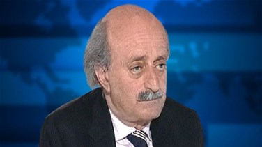 MP Jumblatt calls for...