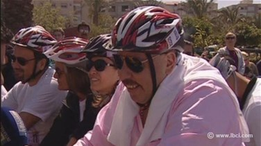 "REPORT: Tripoli hosts the ""Tripoli by Bike"" event for the second consecutive year"