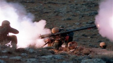 Hezbollah clashes with...