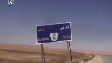 REPORT: What is the Islamic State's destination after Tadmur?