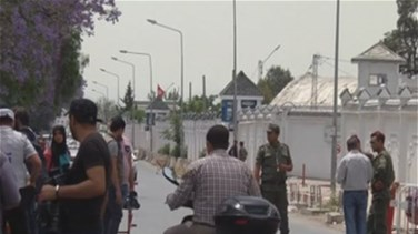 REPORT: Tunisian soldier shot dead after killing seven in army base shooting spree