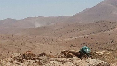 Hezbollah captures Syrian...