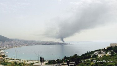 REPORT: Massive fire breaks out across the Zouk Mikael power plant