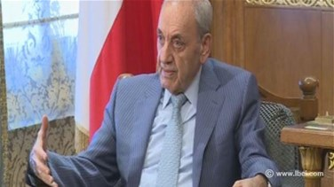 REPORT: Berri reiterates call for expediting election of new president