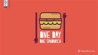 REPORT: One Day One Sandwich: New initiative launched to fight hunger in Beirut