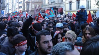 "Protests in Istanbul: ""You are all Armenian, you are all bastards"""
