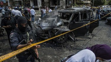 REPORT: Car bomb attack kills Egypt's top public prosecutor