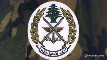 Lebanese army raids house...