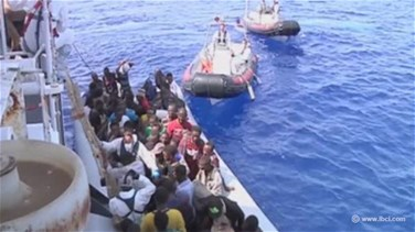 REPORT: Up to 50 migrants feared missing at sea off Libya