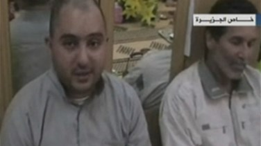 For the first time, Lebanese abductees appear in a video, safe and sound