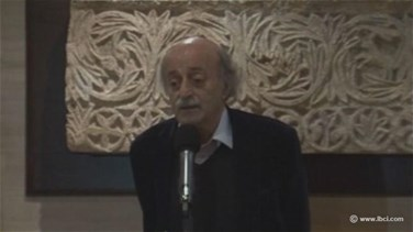 Jumblatt describes Hariri's speech as 'perfect'
