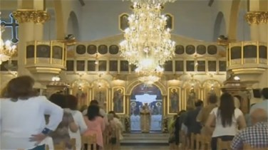 REPORT: Orthodox Christians celebrate Easter