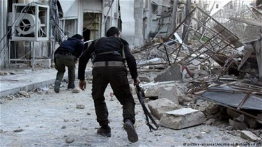 Dozens killed in Aleppo battle