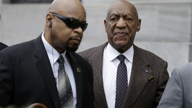 Cosby arrives at Pennsylvania court in sex assault case