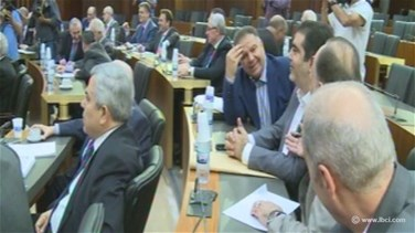 Differences over electoral law obstruct joint committees' session