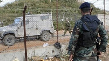 Israeli patrols spotted moving along Lebanon border