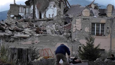 Number of dead in Italy quake climbs, first funerals to be held