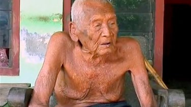 [PHOTOS] Newly Discovered Worlds Oldest Man Is 145-Years-Old But Says Wants To Die