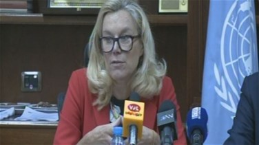 REPORT: UN's Kaag says Lebanon's security is a need for the region