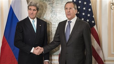 Russias Lavrov, U.S. Kerry discuss Syria by phone
