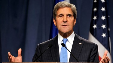 Kerry hopes for breakthrough over presidential elections in Lebanon