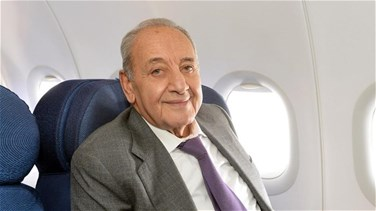 Berri told Aoun he could block his election, but wont
