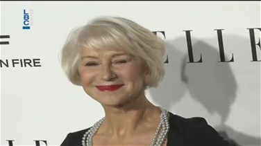 REPORT: Mirren, Bates, Nyongo share life lessons at Elle dinner