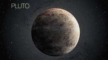 Lebanon News - Underground Ocean Found On Pluto, Likely Slushy With Ice