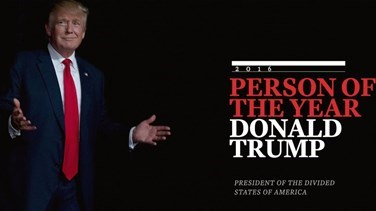 Lebanon News - REPORT: Time magazine names US President-elect Trump Person of the Year