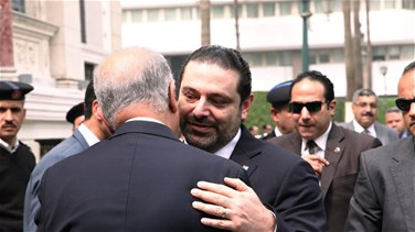 Lebanon News - PM Hariri continue his meetings in Egypt