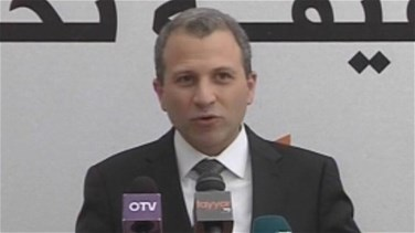 Lebanon News - Bassil says Lebanon stands before decisive moment