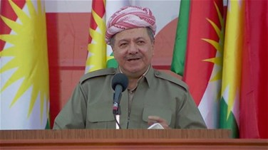 Lebanon News - Kurds ready to pay any price for freedom, Barzani says, sticking by independence vote
