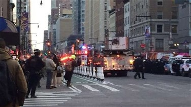 Lebanon News - Explosion rocks New York commuter hub, one suspect in custody