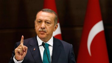 Lebanon News - Turkey's Erdogan says US can no longer be a mediator between Israel and Palestinians