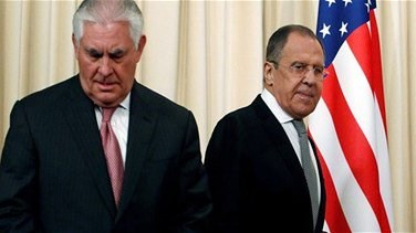 Lebanon News - Russia's Lavrov, US' Tillerson discuss  north Syria situation