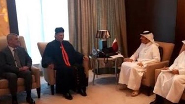 Lebanon News - Rai's meetings continue in Qatar; Qatari FM to visit Lebanon soon